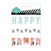 September Skies Stiched Cardstock Banners